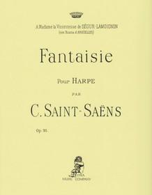 Saint-Saens, Fantasie (solo)