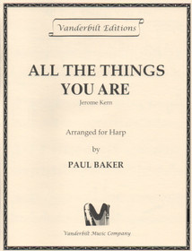 All the Things You Are, Kern/Baker