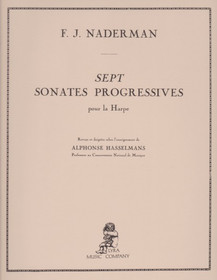 Naderman: Sept Sonates Progressives.