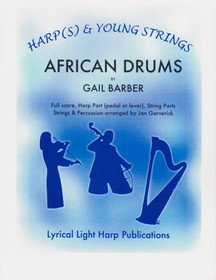 African Drums, Gail Barber