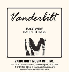 Standard Wire 11-String Set with colored C & F