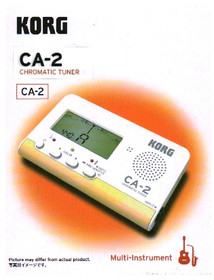 Tuner, Korg CA-2