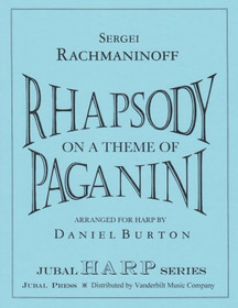 Rachmaninoff/Burton, Rhapsody on a Theme of Paganini
