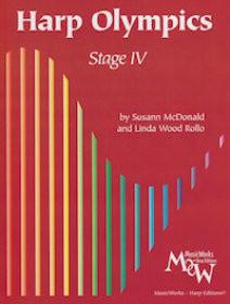 McDonald/Wood: Harp Olympics Stage IV