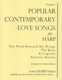 Burton, Daniel: Popular Contemporary Love Songs Vol.1