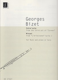 Bizet/Walther: Entr'acte and Minuet