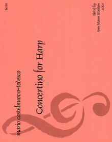 Castelnuovo-Tedesco: Concertino (Complete Set)