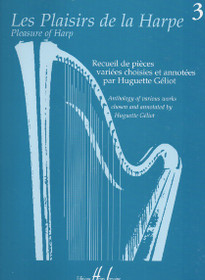 Geliot: Pleasure of Harp Vol. 3