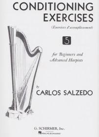 Salzedo, Conditioning Exercises