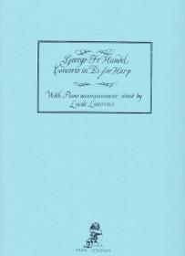 Handel/Lawrence: Concerto in B-flat for Harp