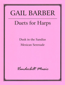 Barber: Duets for Harps