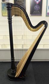 Chicago CGX Ebony Harp (monthly rental)