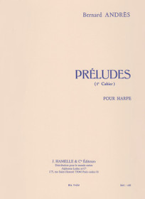 Andres: Preludes, 1st book