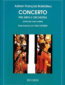 Boieldieu: Concerto (Harp Part)