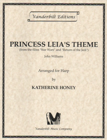 Princess Leia's Theme, Williams/Honey