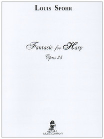 Fantasie for Harp, Opus 35; Louis Spohr