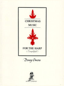 Owens, Christmas Music for the Harp (Simplified)