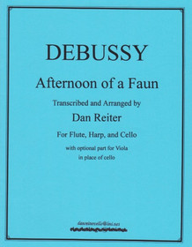 Debussy/Reiter: Afternoon of a Faun