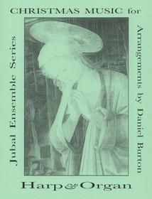 Burton: Christmas Music for Harp and Organ