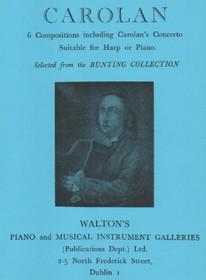 Carolan: 6 Compositions including Carolan's Concerto