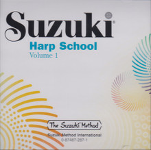 Suzuki, Harp School Vol. 1 (CD)