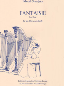 Grandjany, Marcel: Fantasie on a Theme of Haydn