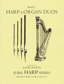Burton, Harp and Organ Duos Book 2