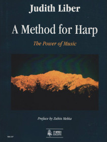 Judith Liber, A Method for Harp