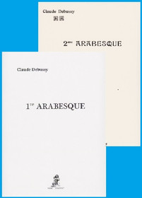 Debussy/Renie: First and Second Arabesques Save $1.05!