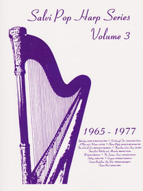 Salvi Pop Harp Series Vol. 3:1965-1977