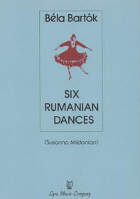 Bartok/Mildonian: Six Rumanian Dances