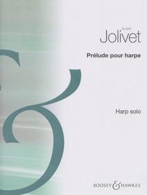 Jolivet, Prelude pour harpe