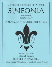 Handel/Burton, Sinfonia