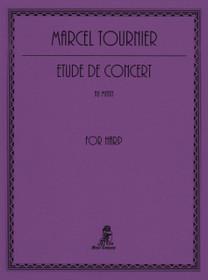 Tournier, Etude de Concert (Au Matin)