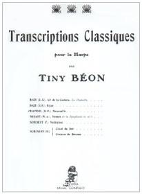 Handel/Beon: Transcriptions Classiques - Passacaille