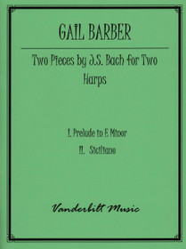 Bach/Barber: Two Pieces