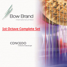 Concedo, 1st Octave Complete (9 strings)