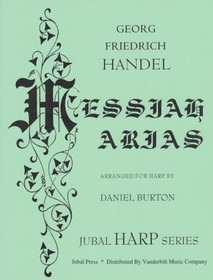 Handel/Burton, Messiah Arias