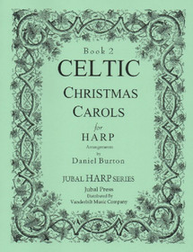 Burton: Celtic Christmas Carols, Book 2