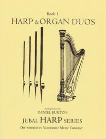 Burton: Harp & Organ Duos Book 1