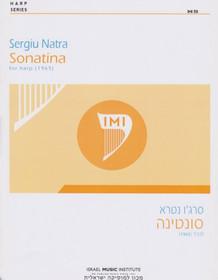 Natra, Sergiu: Sonatina for Harp (1965)