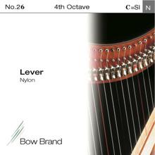 Lever Nylon String, 4th Octave C
