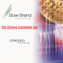 Concedo, 5th Octave Set (E-A)