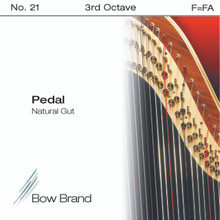 Bow Brand, 3rd Octave F (Black)