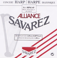 Savarez Alliance KF 4th B