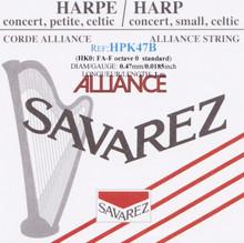 Savarez Alliance KF Composite String - Over 1st F