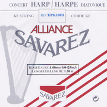 Savarez Alliance KF Composite String - HPK108 Black