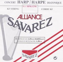 Savarez Alliance KF Composite String - HPK125 Red