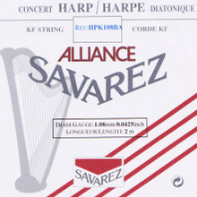 Savarez Alliance KF Composite String - HPK108BA Black (2 meter)