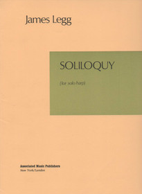 Legg: Soliloquy for Harp Solo